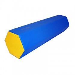 Poutre hexagonale de motricité Sarneige pour enfants. Poutre en mousse hexagonale Sarneige à acheter pas cher.